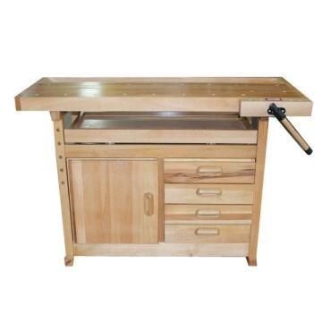 Toolmate Wooded Bench Cabinet W/Vice