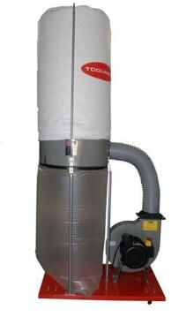 Dust Collector TOOLMATE 2Hp Single Bag