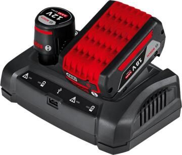 Charger BOSCH Professional Multi-Volet Gax 18V-30