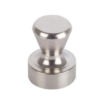 MAGNET-CONE NEODYM SILV.D12MM H16MM 4P