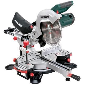 Sliding mitre saw METABO KGS 254 M 254mm 1800W