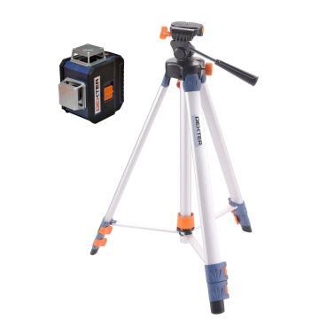 Laser 360 degree 10m DEXTER + tripod stand