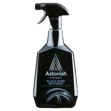 Car Black Shine Rstr spray ASTONISH 750ml