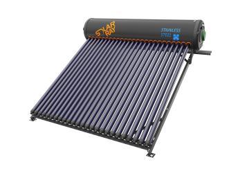 SOLAR GEYSER+KIT 200L INTERGRAT IPX4 S/S