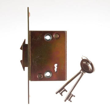 Wing bolt gate lock L&B security