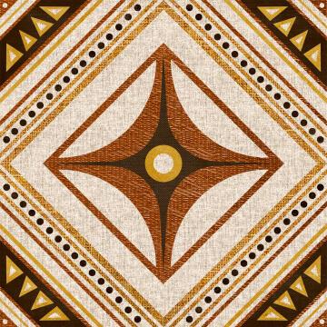 Wall Tile Ethnic Jakuta Talavera 20X20Cm