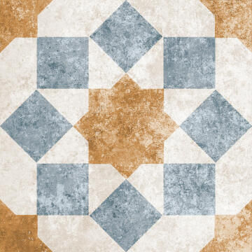 Wall Tile Morrocan Malaga Talavera 20X20Cm