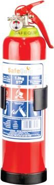FIRE EXTINGUISHER+BRACKET 1KG SAFE QUIP