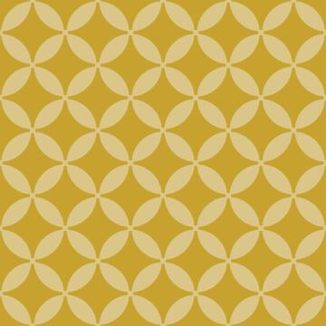 Wall Tile Mustard Blossom Talavera 20X20Cm