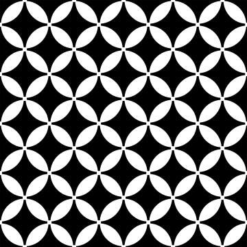 Wall Tile Black Blossom Talavera 20X20Cm