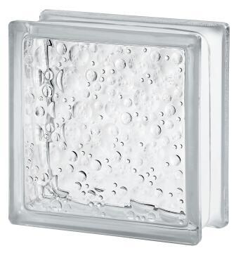 Glass Block Savona Bubble