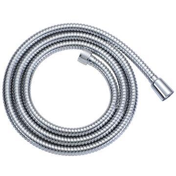 Shower Hose 2m EASY SENSEA Chrome Stainless Steel Extendable