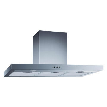 kitchen Extractor 90cm Wall - linear - s/steel