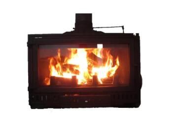 Fire place MEGAMASTER turano cast iron