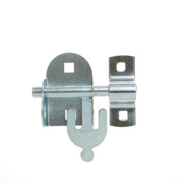 Pad bolt oval L&B security