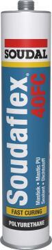 Polyurethane Sealant SOUDAL Soudaflex 40FC grey 310ml
