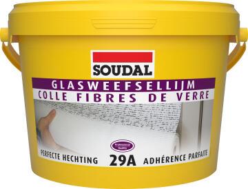 Glass fibre adhesive SOUDAL 29A 5KG