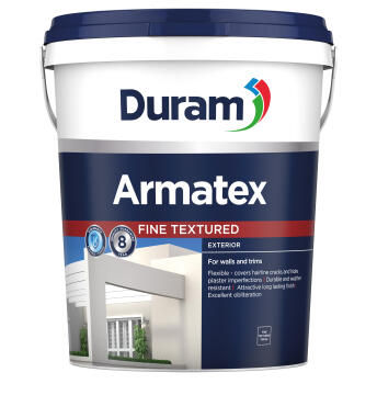 Fine textured paint DURAM Armatex Granite 20L