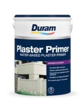 Plaster Water-based Primer DURAM White 1L