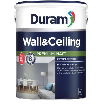 Wall & Ceiling Paint DURAM Summit 5l