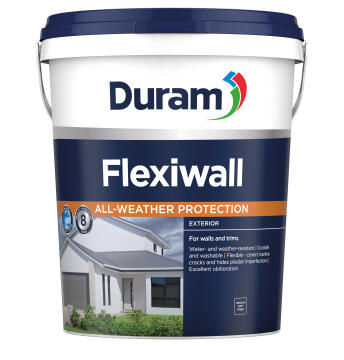 Exterior paint DURAM FlexiWall Rich Clay 20L