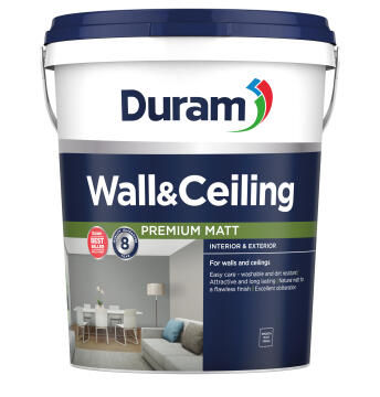 Wall & Ceiling Paint DURAM Summit 20l