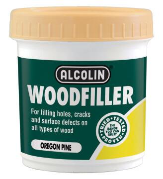 Woodfiller ALCOLIN oregon pine 200g