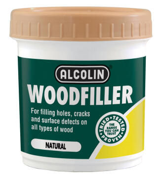 Woodfiller ALCOLIN 200g natural