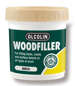 Woodfiller ALCOLIN beech 200g