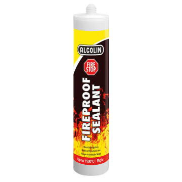 Sealant ALCOLIN fire stop fireproof