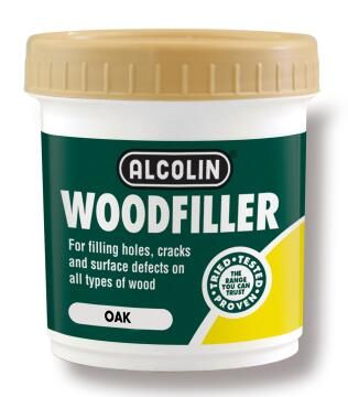 Woodfiller ALCOLIN 200g oak