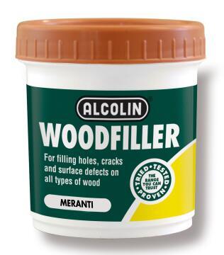 Woodfiller ALCOLIN meranti 200g