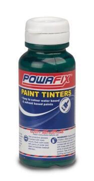Paint tint thalo green POWAFIX 50ml