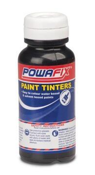 Paint tint black oxide POWAFIX 100ml
