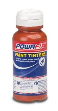 Paint tint red oxide POWAFIX 100ml