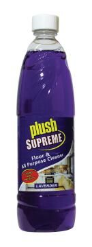 Floor & all purpose cleaner PLUSH SUPREME lavender 1 litre