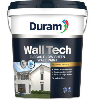 Wall paint DURAM Tech Cornsilk 20L