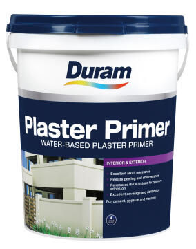 Plaster Water-based Primer DURAM White 20L