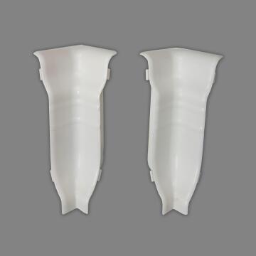 PVC Internal Corners White 95mm