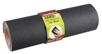 Sanding roll HAMILTONS 300mmx5m g100