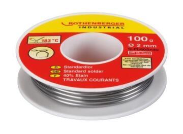 Solder Wire Solder 3 Rothenberger 50Gr