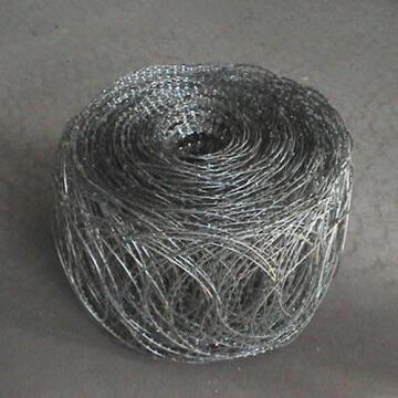 Razor wire flat wrap 500mmx15m african gate