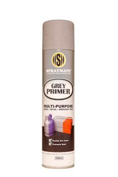 Multi-purpose spray paint SPRAYMATE Grey Primer 250ml