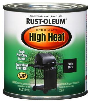 Paint RUST-OLEUM Specialty High Heat BBQ Black 236ml