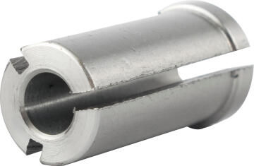 """Reducer collet 1/2"""" - 1/4"""" PRO TECH for router bits"""