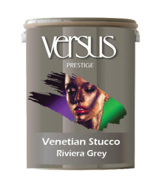 VERSUS VENETIAN STUCCO RIVIERA GRY BC 5L