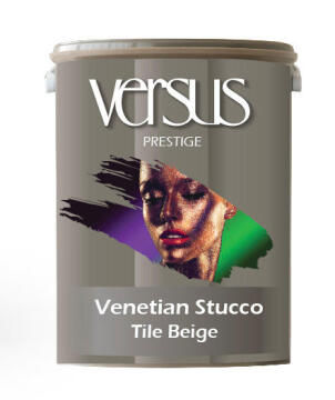VERSUS VENETIAN STUCCO TILE BEIGE BC 5L