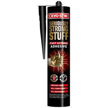Seriously strong stuff adhesive 290ml evo-stik