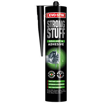 STRNG STUFF SEALANT AND ADHSIV 290ML