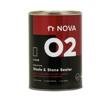 Hard Surface Coating NOVA 2 Slasto n Stone Sealer matt 5 litres